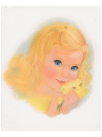 Gerber, Summer Blonde Girl