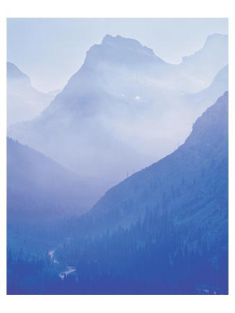 Glacier Smoky Mountain