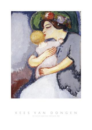 My Child and Her Mother, 1908