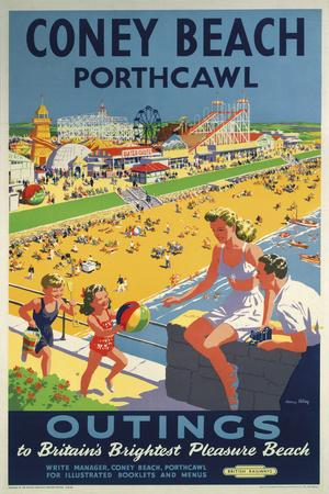 Coney Beach Porthcawl