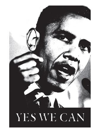 Barack Obama, Yes We Can