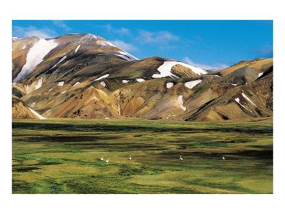Landmannalaugur Iceland