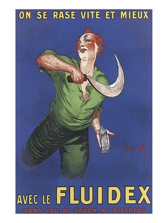 Fluidex, on Se Rase Vite Et Mieux