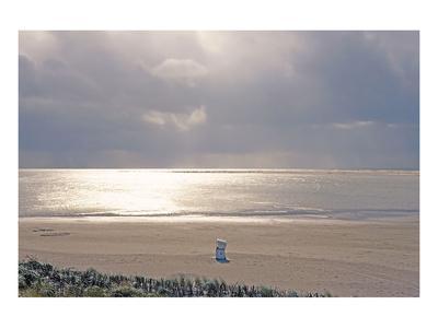 Solitary September Beach