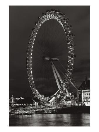 London Eye Ferris Wheel