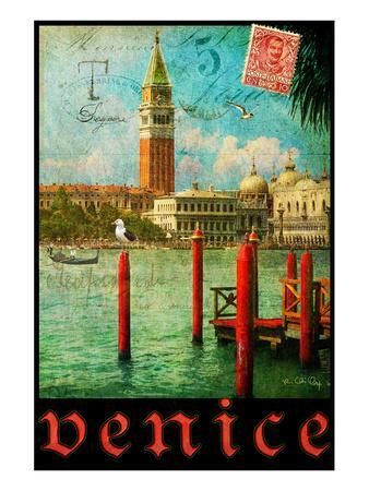 Venice, San Marco, Canale Grande