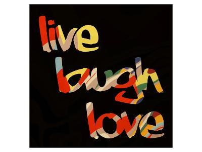 Live Laugh Love I