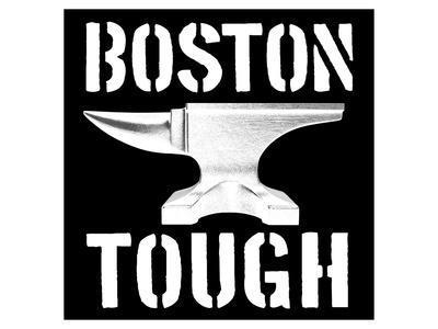 Boston Tough Black