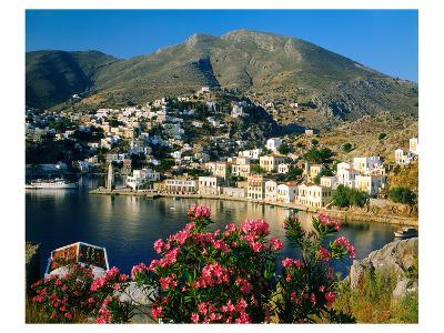 Harbour of Symi, Greece