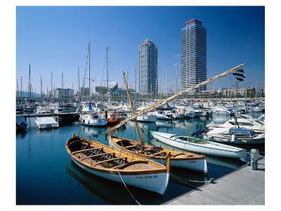 Olympic Marina Barcelona Spain