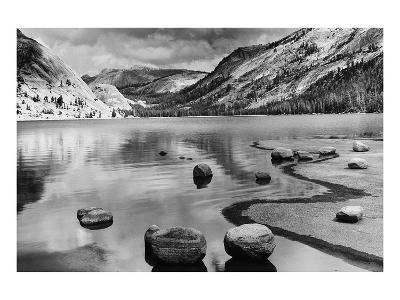Calm Waters, Yosemite National Park, California