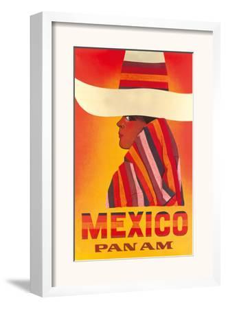 Pan American: Mexico, c.1968