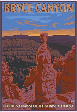 Thor's Hammer, Bryce Canyon, Utah