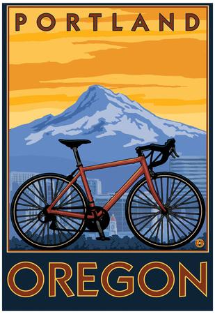 Portland, Oregon, Mountain Bike Scene