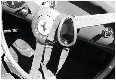 Ferrari Steering Wheel 1