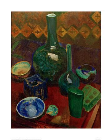 Blue Still Life, 1907/1908