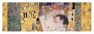 Deco Panel (The Three Ages Of Woman)