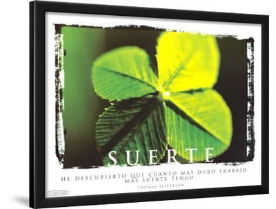 Suerte- Luck