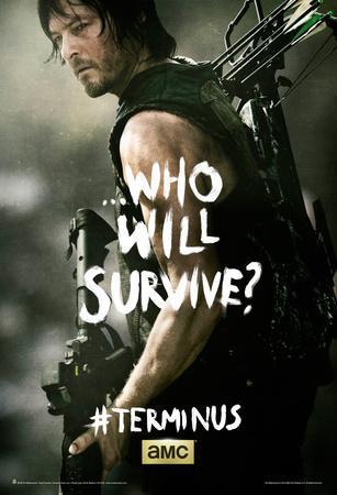 The Walking Dead - Terminus Daryl