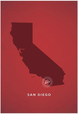 You Are Here San Diego