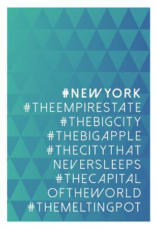 Hashtag City New York