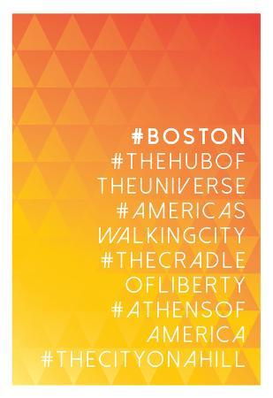 Hashtag City Boston
