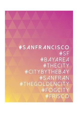Hashtag City San Francisco
