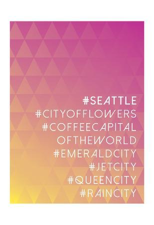 Hashtag City Seattle