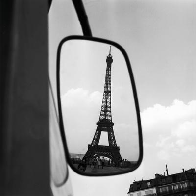 Eiffel Tower Reflection, c1960