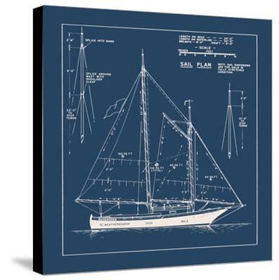Nautical Blueprint I