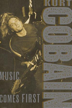 Kurt Cobain - Rexroad