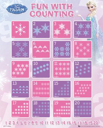 Frozen - Counting