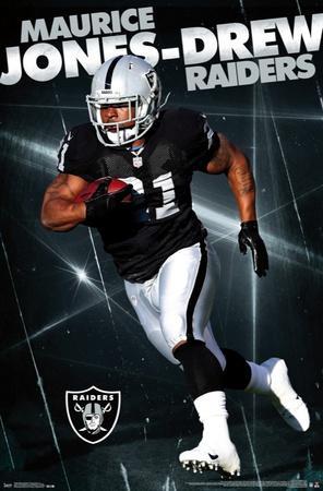 Oakland Raiders - M Jones-Drew 14