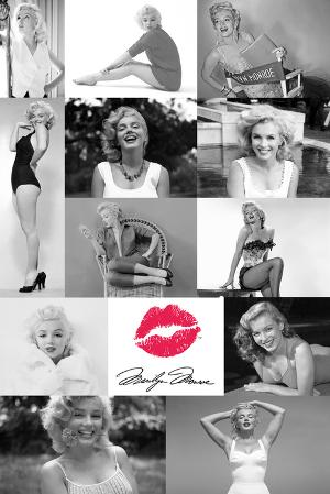 Marilyn Monroe - Tiles