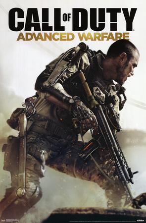 COD Advanced Warfare - Key Art
