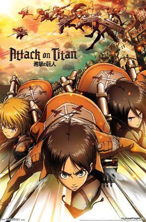 Attack On Titans - Attack
