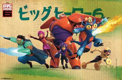 Big Hero 6 - Group