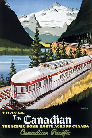 CP Train - Scenic Dome