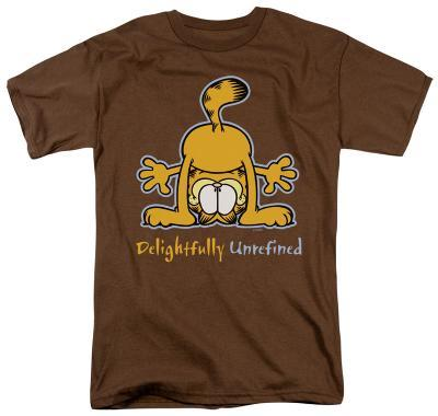 Garfield - Delightfully Unrefined