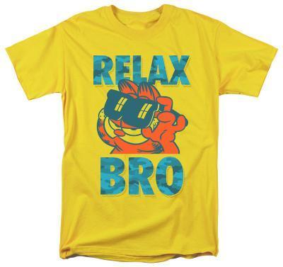 Garfield - Relax Bro
