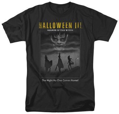 Halloween III - Kids Poster