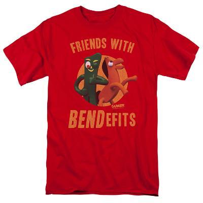 Gumby - Bendefits