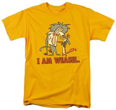 I Am Weasel - Buddies