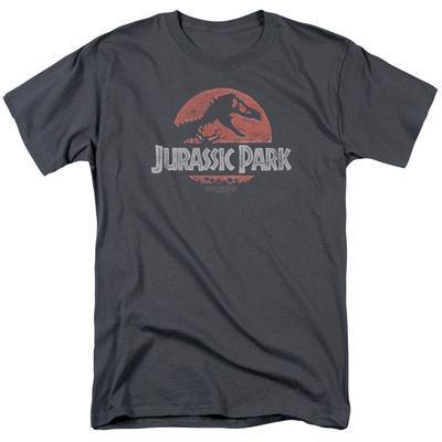 Jurassic Park - Faded Logo