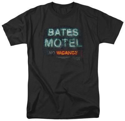 Psycho - Bates Motel Distressed