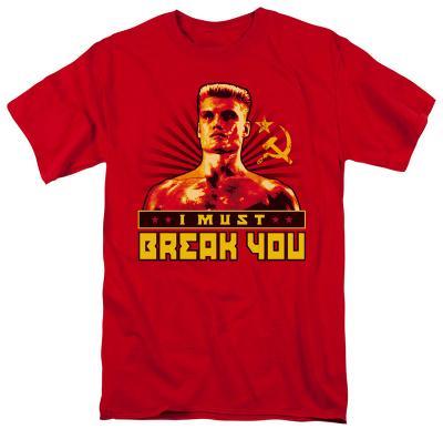 Rocky - I Must Break You