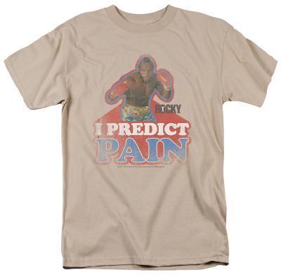 Rocky - I Predict Pain