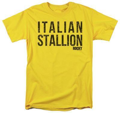 Rocky - Italian Stallion