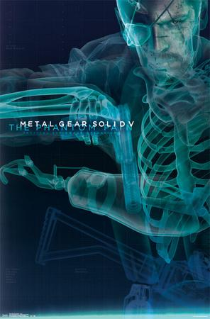 Metal Gear Solid? 5 - X-Ray