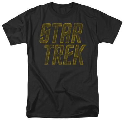 Star Trek - Distressed Logo